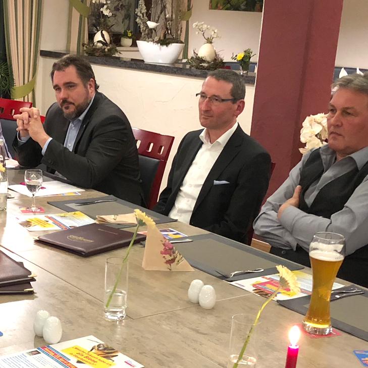 FDP Erding Foest Versammlung Archiv