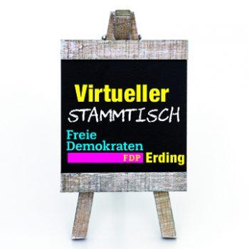 FDP Erding virtueller Stammtisch Veranstaltung